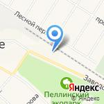 Пожарная часть №131 на карте Санкт-Петербурга