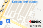 Схема проезда до компании Каспер в Одессе