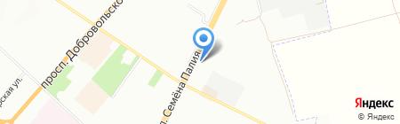 Хулиган на карте Одессы