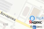 Схема проезда до компании Медицинские профосмотры №1, ЧП в Крыжановке