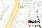 Схема проезда до компании АЗС AMIC Energy в Одессе