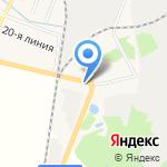 Сокол-Электро на карте Санкт-Петербурга