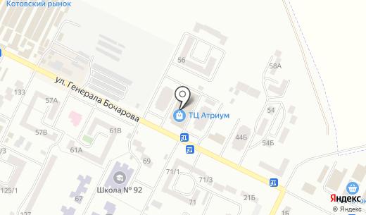 Зоосвіт. Схема проезда в Одессе