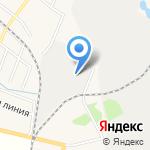 Никольский завод металлоконструкций на карте Санкт-Петербурга