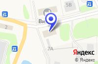 Схема проезда до компании НИКОЛЬСКАЯ ОБОЙНАЯ ФАБРИКА в Никольском
