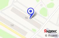 Схема проезда до компании ПРОМТОВАРНЫЙ МАГАЗИН ЛЮКС в Заполярном