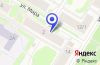 Схема проезда до компании МАГАЗИН ПРОДУКТЫ в Заполярном
