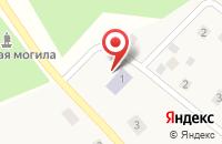 Схема проезда до компании Рахьинский центр образования с дошкольным отделением в Пробе
