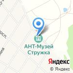 Тигода на карте Санкт-Петербурга