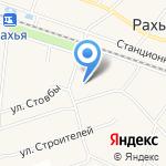 Батпром на карте Санкт-Петербурга