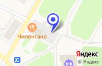 Схема проезда до компании КИНОТЕАТР ЮНОСТЬ в Полярном