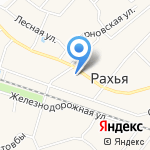 Добрый Кот на карте Санкт-Петербурга