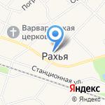 Очаг на карте Санкт-Петербурга