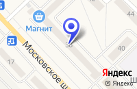 Схема проезда до компании МАГАЗИН ВИНО-КОНЬЯК в Тосно