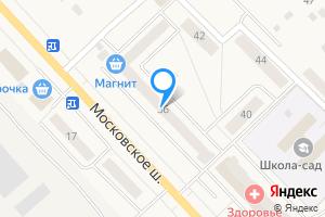 Однокомнатная квартира в Тосно Тосненский р-н, Тосненское городское поселение, Московское ш., 36