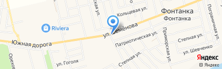 Банкомат КБ ПриватБанк на карте Фонтанки