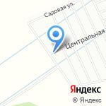 Спутник-2 на карте Санкт-Петербурга