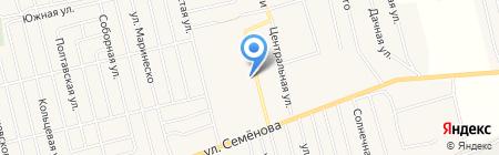 Производственно-сервисная компания на карте Фонтанки