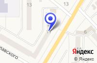 Схема проезда до компании ПРОДОВОЛЬСТВЕННЫЙ МАГАЗИН ДМИТРИЕНКО В.В. в Тосно