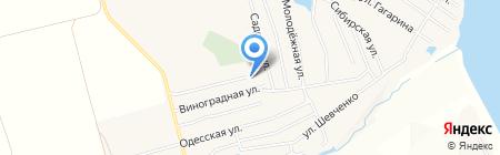 Храм Святителя Николая Чудотворца на карте Фонтанки