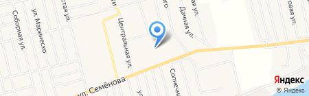 Фонтанский учебно-воспитательный комплекс на карте Фонтанки