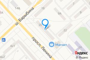 Двухкомнатная квартира в Тосно Тосненский р-н, Тосненское городское поселение, пр-т Ленина, 20