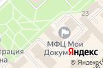 Схема проезда до компании Тосненский городской центр недвижимости в Тосно