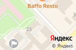 Схема проезда до компании Магазин обуви в Тосно