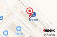 Схема проезда до компании Автокомплект-Н в Павлово
