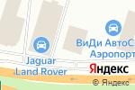 Схема проезда до компании Volvo Car-Київ Аеропорт в Чубинське