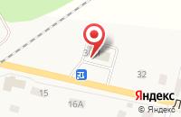 Схема проезда до компании Строймир в Борисовой Гриве