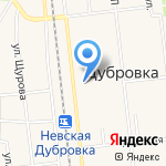 Мясная лавка на карте Санкт-Петербурга