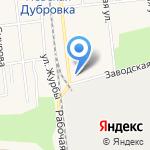 Магазин строительных и хозяйственных товаров на карте Санкт-Петербурга
