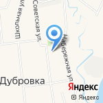 Невский Бриз на карте Санкт-Петербурга