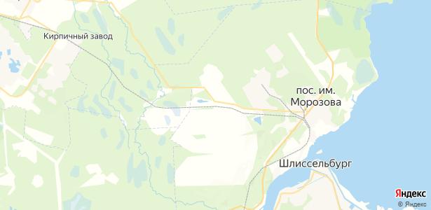 Дунай на карте