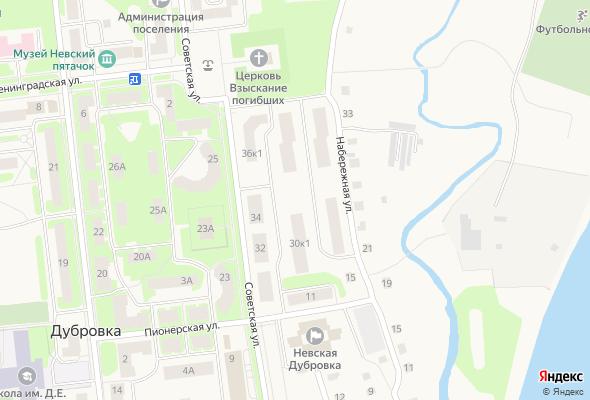 жилой комплекс Дубровка на Неве