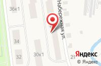 Схема проезда до компании Невский Бриз в Дубровке
