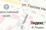Схема проезда до компании Бориспільська станція екстреної медичної допомоги в