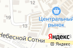 Схема проезда до компании Магазин по продаже одежды в