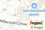 Схема проезда до компании Магазин женских платьев в