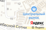 Схема проезда до компании Золотой башмачок в