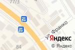 Схема проезда до компании Вертикаль, ТОВ в