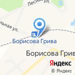 Триам на карте Санкт-Петербурга