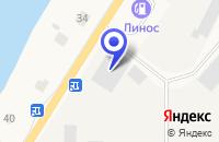 Схема проезда до компании АВТОТРАНСПОРТНАЯ КОМПАНИЯ ТРП в Кировске