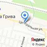 Магазин пиломатериалов на карте Санкт-Петербурга