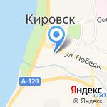 Героям жить в делах живых на карте Санкт-Петербурга