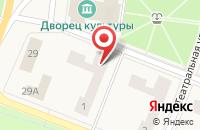 Схема проезда до компании Кабинет мануальной терапии в Кировске