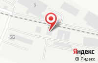Схема проезда до компании ПТК-Автодороги в Кировске