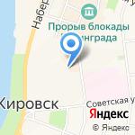 Askona на карте Санкт-Петербурга