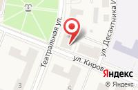 Схема проезда до компании Вита-Строй в Кировске